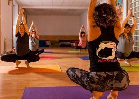yoga embarazadas