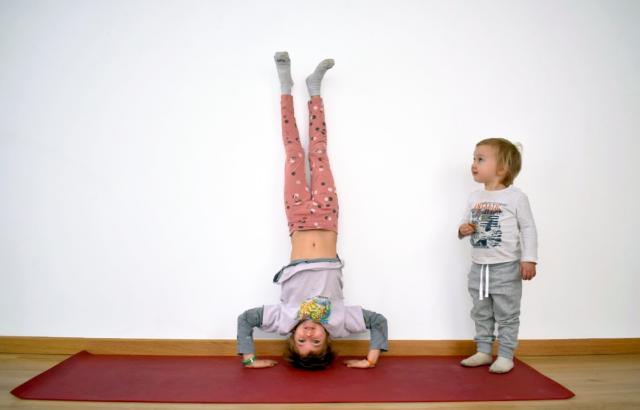 Yoga en las escuelas